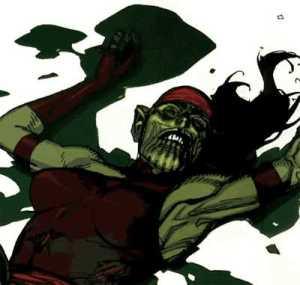 Elektra Skrull
