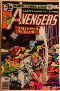 Avengers 177 actual